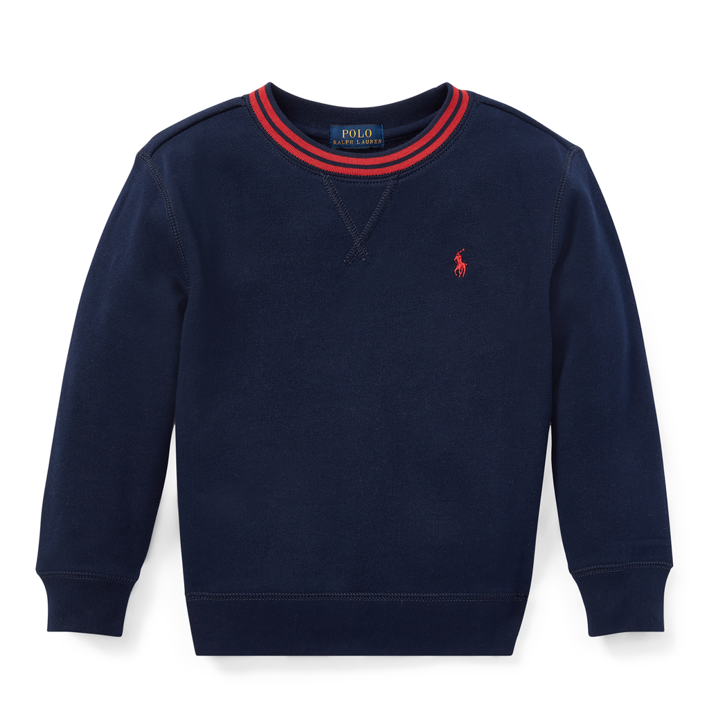 (Toddlers/Boys) Cotton-Blend-Fleece Sweatshirt