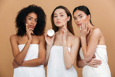 What is my skin type? Your guide to 4 common skin types