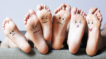 Footcare Guide - How to look after your feet