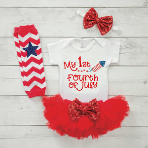 My First 4th of July SVG DXF EPS PNG Cut File • Cricut • Silhouette - SVG File Cricut Kristin Amanda Designs