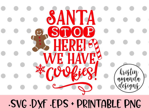 santa stop here we have cookies svg dxf eps png cut file free st patrick's day clip art borders free st patrick's day clip art shamrock