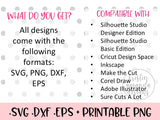 Humble and Kind SVG DXF EPS PNG Cut File • Cricut • Silhouette