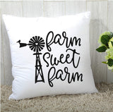 Farm Sweet Farm SVG DXF EPS PNG Cut File • Cricut • Silhouette