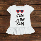 Fun in the Sun Summer SVG DXF EPS PNG Cut File • Cricut • Silhouette