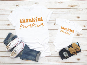 Thankful Mama Mini Bundle Fall SVG DXF EPS PNG Cut File • Cricut • Silhouette
