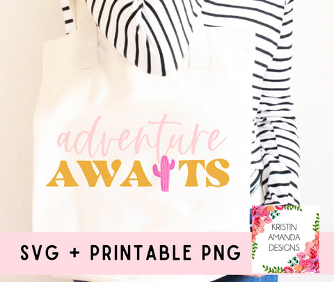Adventure Awaits Spring Easter SVG DXF EPS PNG Cut File • Cricut • Silhouette