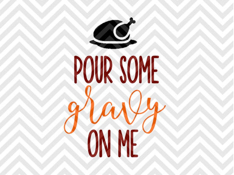 32+ Gobble Gobble Y'all – Hand Lettered Svg DXF