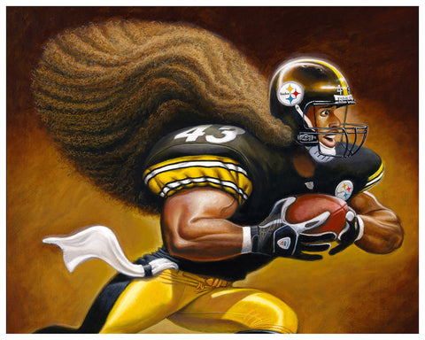 Tribute to Troy Polamalu