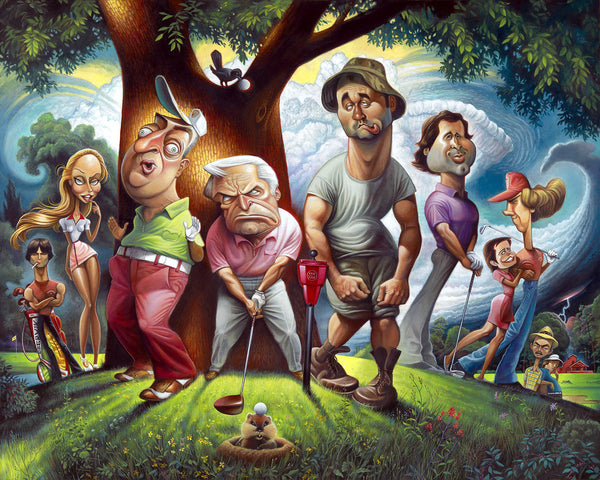 Bushwood - Tribute to Caddyshack