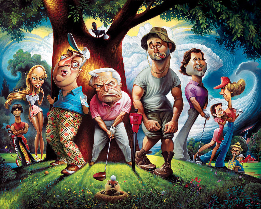Country Club Caddyshack