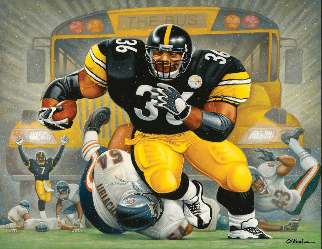 The Bus - A Tribute to Jerome Bettis