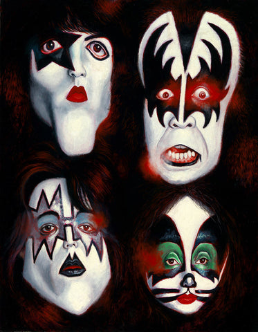 Tribute to KISS