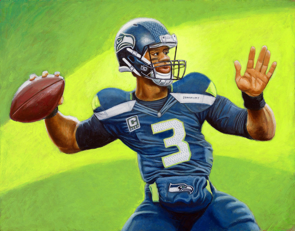 Tribute to Russell Wilson
