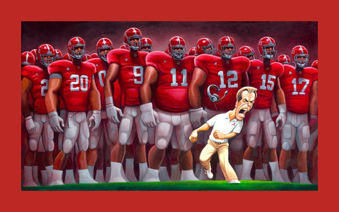 Tribute to Nick Saban