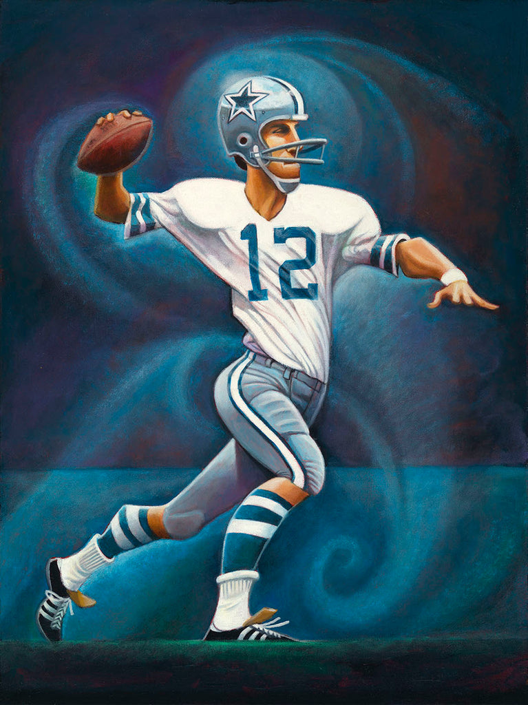 Tribute to Roger Staubach
