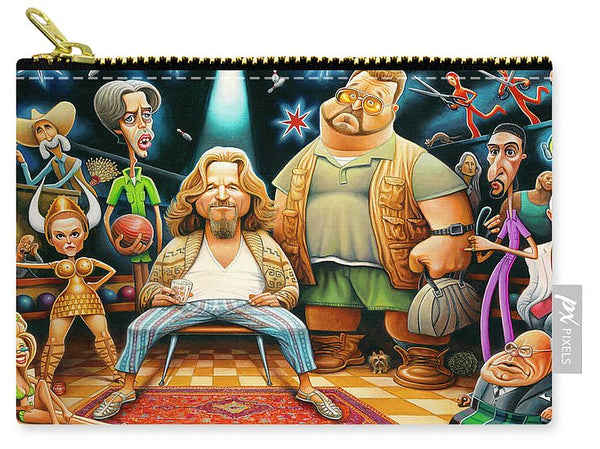 Tribute To The Big Lebowski - Carry-All Pouch