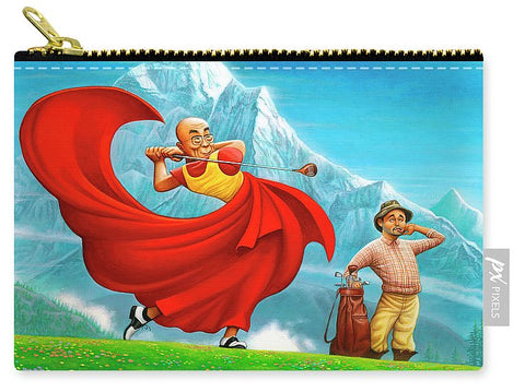 Dalai Lama - Carry-All Pouch