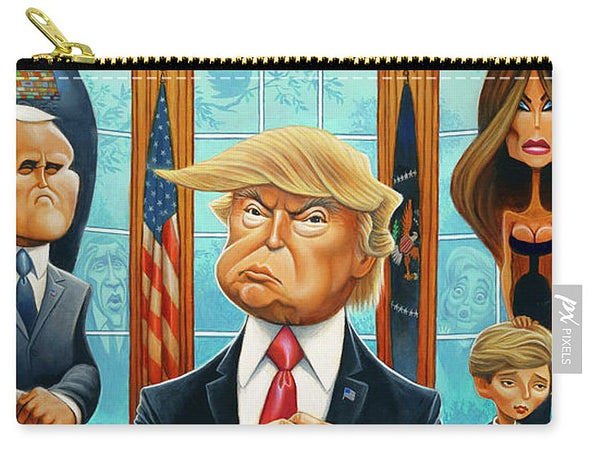 Tribute To Trump - Carry-All Pouch