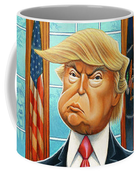 Tribute To Trump - Mug