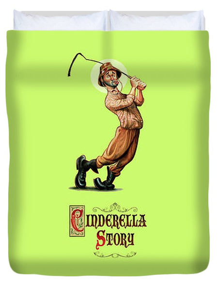 Cinderella Story - Duvet Cover