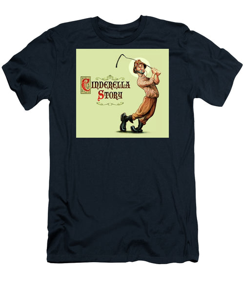 Cinderella Story - Men's T-Shirt (Athletic Fit)