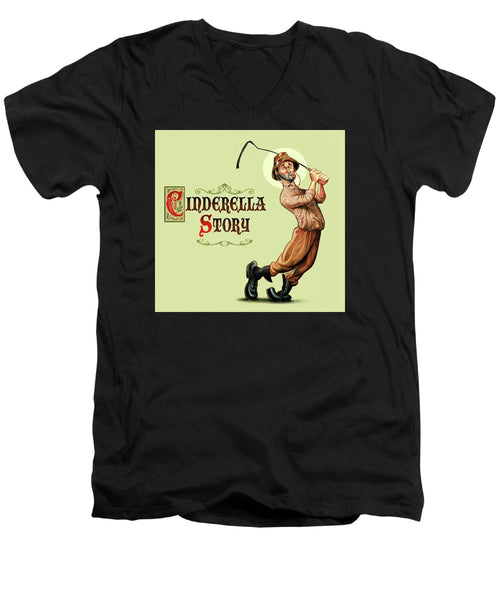Cinderella Story - Men's V-Neck T-Shirt