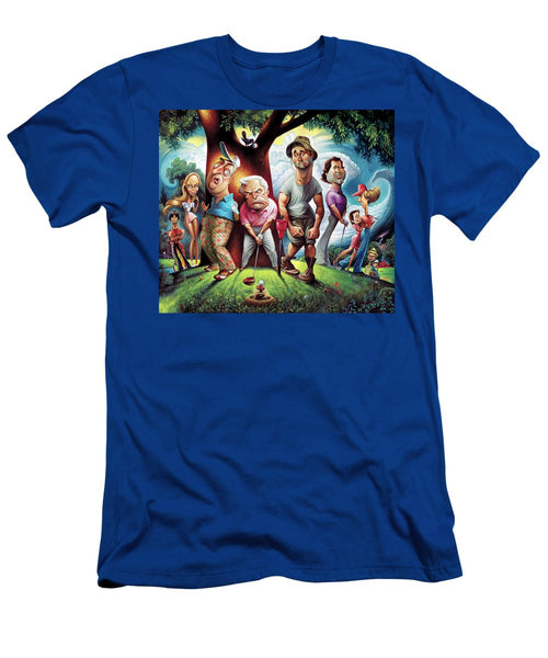Caddyshack - Men's T-Shirt (Athletic Fit)