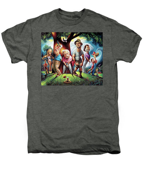 Caddyshack - Men's Premium T-Shirt