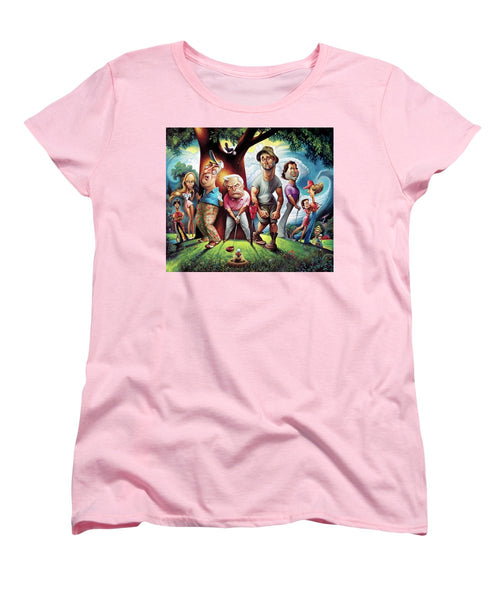Caddyshack - Women's T-Shirt (Standard Fit)