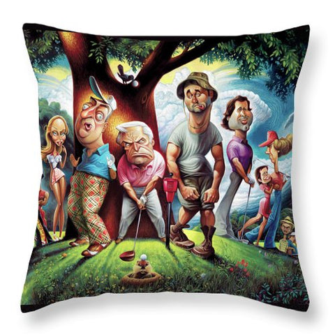Caddyshack - Throw Pillow