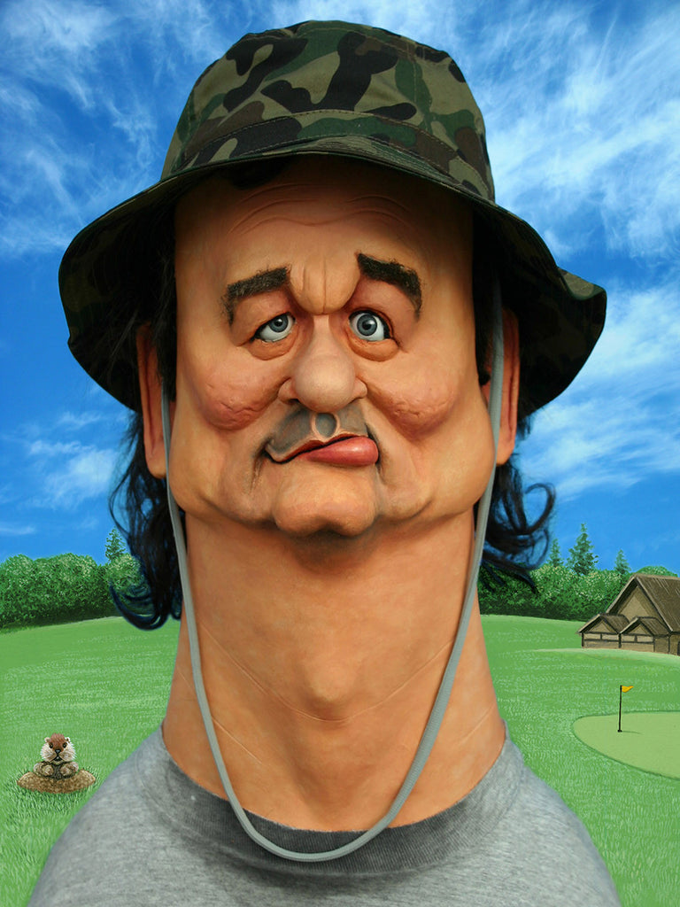 Carl Spackler - A Tribute to Bill Murray