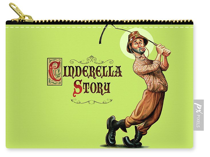 Cinderella Story - Carry-All Pouch