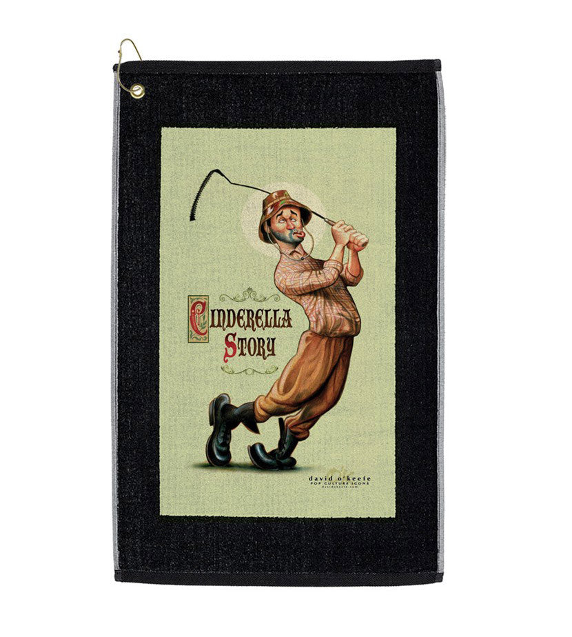 Tribute to Cinderella Story Golf Towel