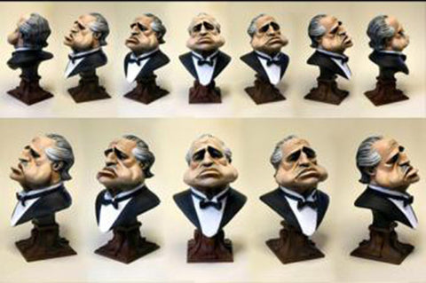 Godfather Bust