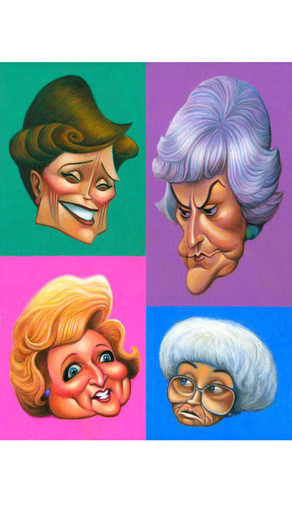 Tribute to The Golden Girls