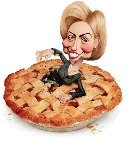 Hillary Apple Pie