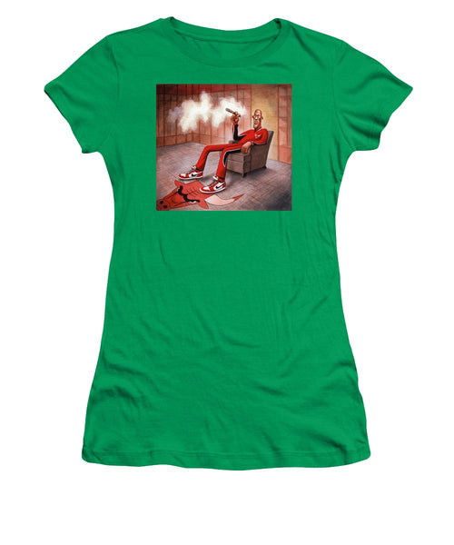 Michael Jordan - Women's T-Shirt