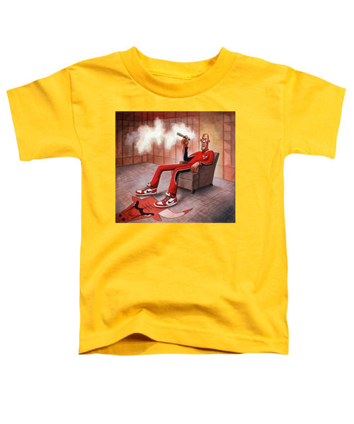 Michael Jordan - Toddler T-Shirt