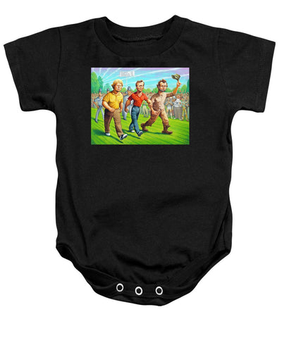 Miracle At Augusta - Baby Onesie