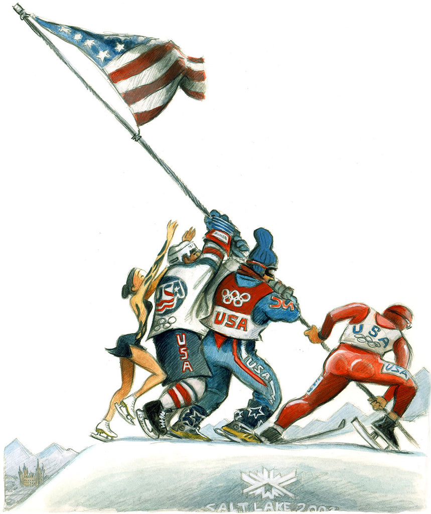 USA Winter Olympics