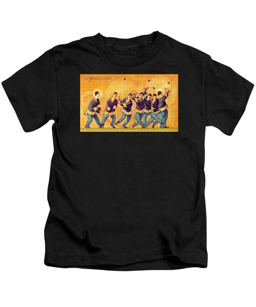 The Perfect Swing - Kids T-Shirt