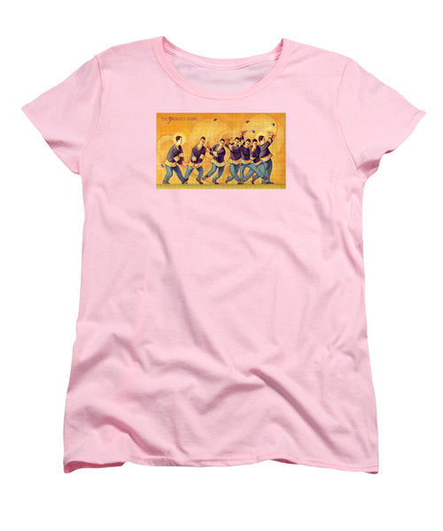 The Perfect Swing - Women's T-Shirt (Standard Fit)