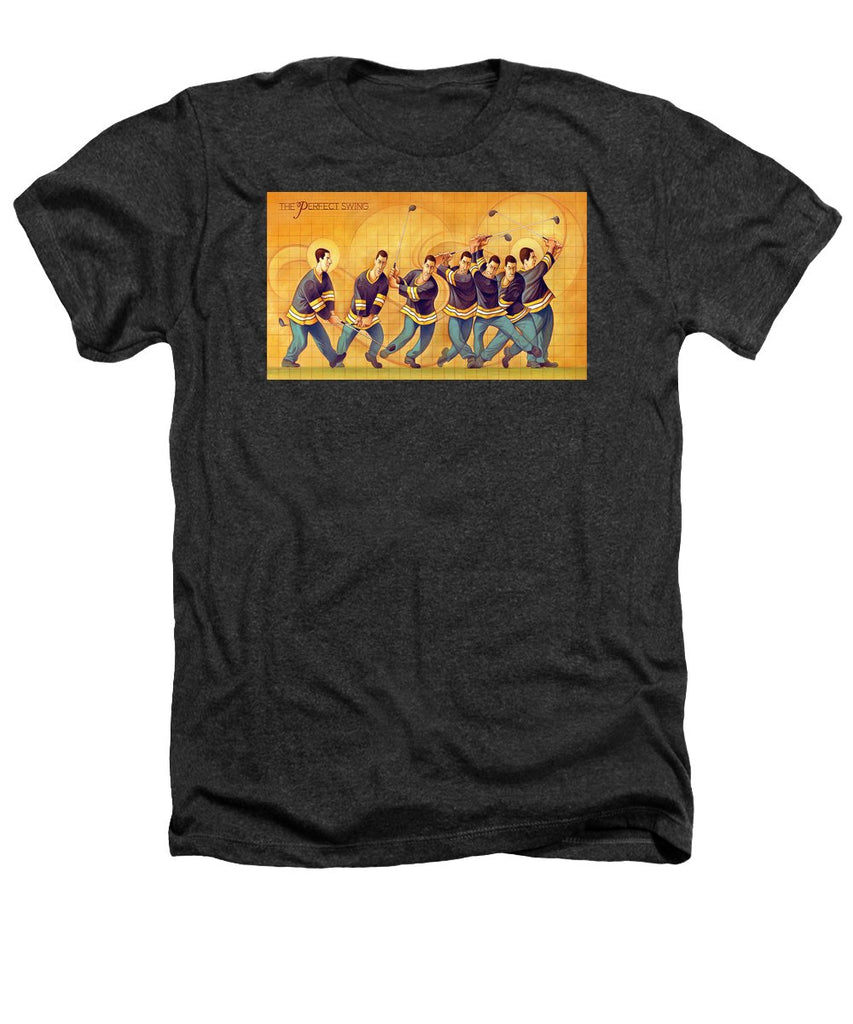 The Perfect Swing - Heathers T-Shirt