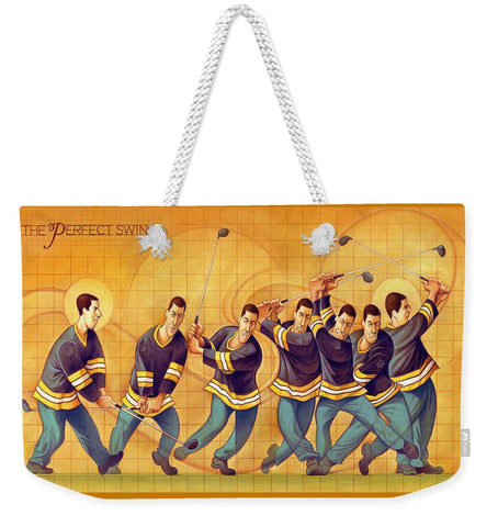The Perfect Swing - Weekender Tote Bag