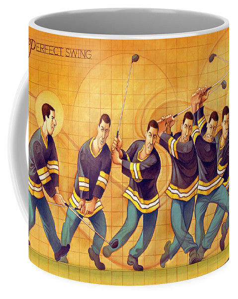 The Perfect Swing - Mug