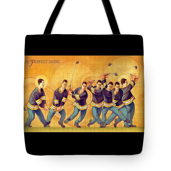 The Perfect Swing - Tote Bag