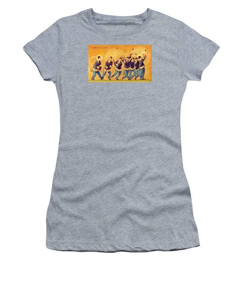 The Perfect Swing - Women's T-Shirt (Athletic Fit)