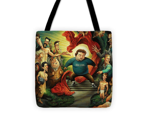 Tribute To Animal House - Tote Bag
