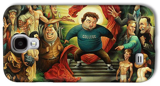 Tribute To Animal House - Phone Case