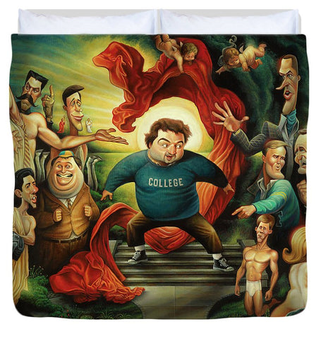 Tribute To Animal House - Duvet Cover
